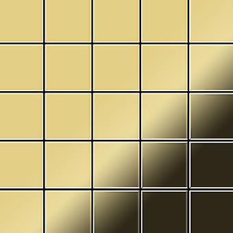 Metal mosaiikki messinki seoksen luvun-BM
