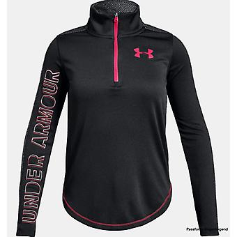 Under Armour tech Långärmad 1/2 zip flickor 1317592