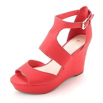 Bar III Womens Sophie aperto occasione speciale piattaforma sandali