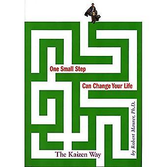 Een kleine stap kan uw leven veranderen