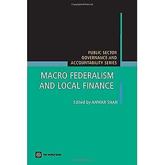 Macrofederalism en lokale Financiën