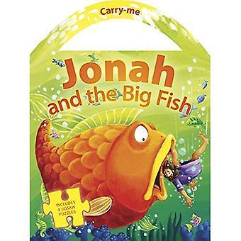 Jona und der große Fisch (trag mich Puzzle-Bücher)