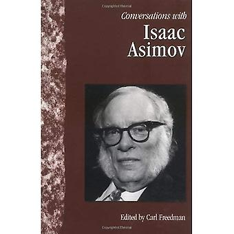 Converations mit Isaac Asimov (literarische Gespräche)