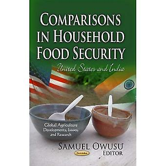 COMPARISONS IN HOUSEHOLD FOOD (Global Agriculture: Developments, Issues, and Research)