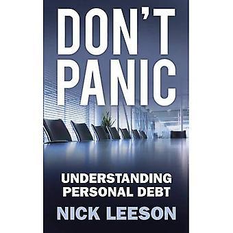 Raak niet in paniek: Begrip persoonlijke schuld