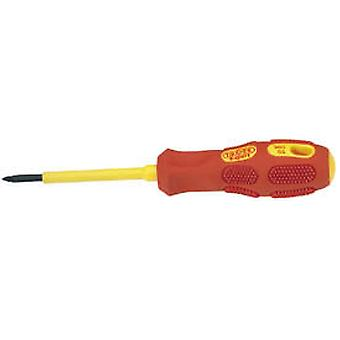 Draper 960Pzb Expert No .0 X 60Mm Fully Insulated Pz Type Screwdriver