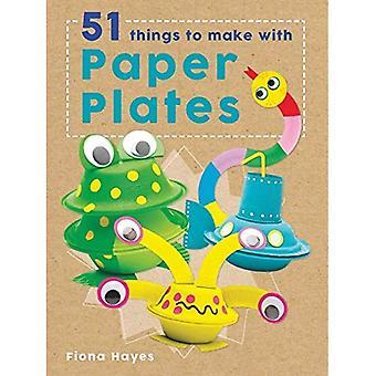 Donne rusé: 51 choses à faire avec des assiettes en papier (rend rusé)