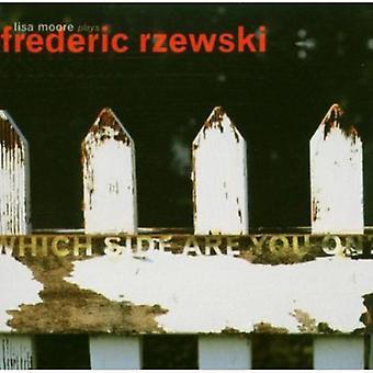 F. Rzewski - Frederic Rzewski: Which Side Are You on? [CD] USA import