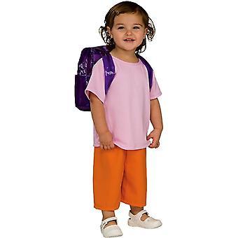Costume enfant Dora Explorer