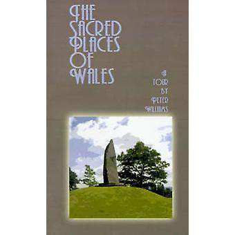 Los sagrados lugares de país de Gales un peregrinaje moderno por Williams y Peter N.