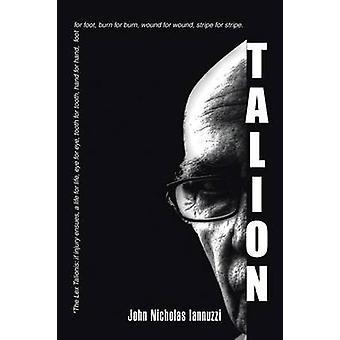 Talion en roman av Iannuzzi & John Nicholas