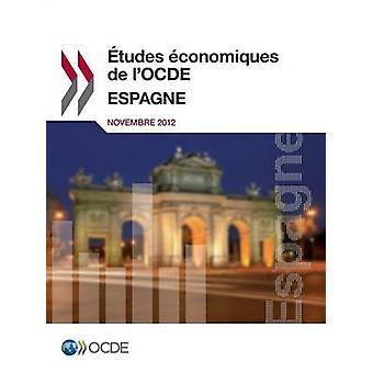 Études économiques de LOcde Espagne 2012 av Oecd