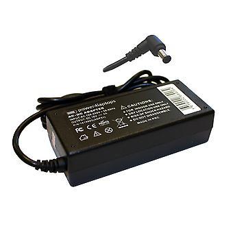 Sony Vaio VGN-TZ31 z kompatybilnym komputerem przeno¶nym Ładowarka AC Adapter