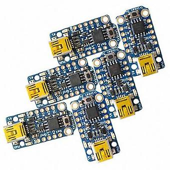 6-Pack - 3 x 3.3V development board drinketh and 3 x 5 V Trinkets Adafruit 1509