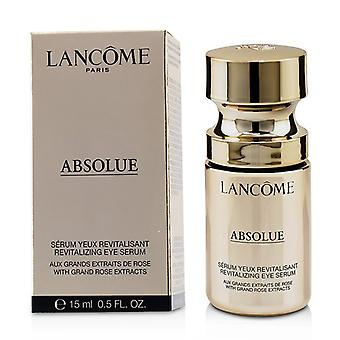 Siero rivitalizzante per occhi LANCOME ABSOLUE-15ml/0.5 oz