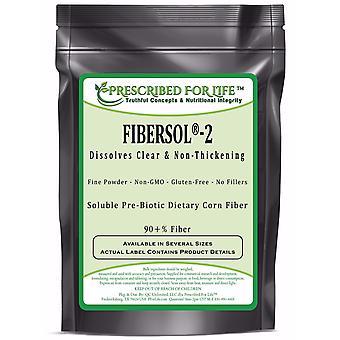 Ballaststoffe-Vergleich zu Fibersol (R)-2-Verdauungsresistent Maltodextrin Pre-Biotische Lösungsfaser-90 +% Fiber