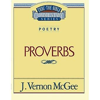 Poetry - Proverbs by J Vernon McGee - 9780785204756 Book