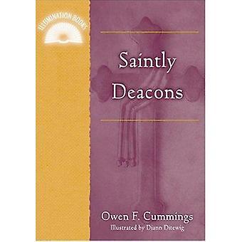 Saintly Deacons by Owen Cummings - 9780809143221 Book