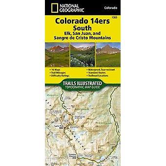 Colorado 14ers South [san Juan - Elk - And Sangre De Cristo Mountains