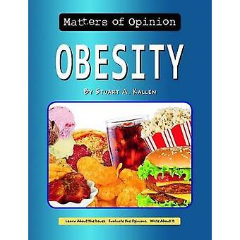 Obesity by Stuart A. Kallen - 9781603578592 Book