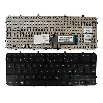 HP Envy 4-1025TX Black Frame Black Windows 8 German Layout Erplacement Laptop Keyboard