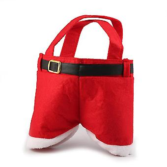Kerstman Pants Gift Bag