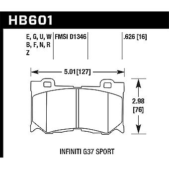 Hawk Performance HB601G.626 DTC-60
