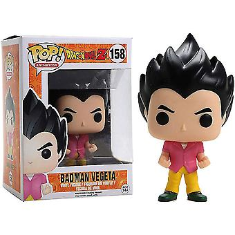 Dragon Ball Z Badman Vegeta US Exclusive Pop! Vinyl
