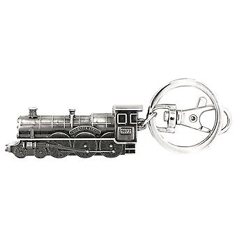 Harry Potter Hogwarts Express Pewter Keychain