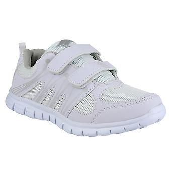 Mirak Womens Milos Touch Fastening Sports Shoe White