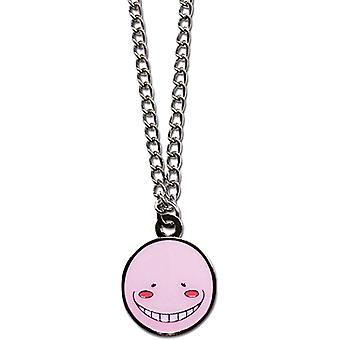 Necklace - Assassination Classroom - Koro Sensei Nemui (Relaxed) ge87079
