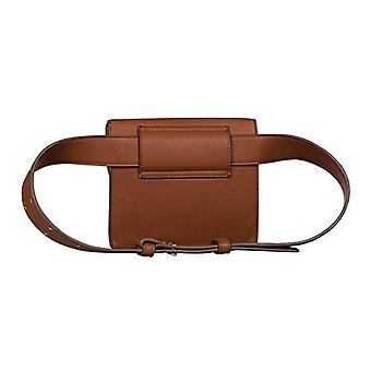 Tom Tailor Acc Nuria - Women Brown Shoulder Bags (Cognac) 18.5x16x4.5 cm (W x H L)
