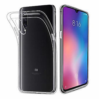 Xiaomi Mi 9 سيليكون حالة شفافة - CoolSkin3T