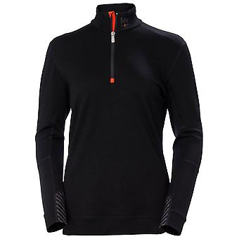 Helly Hansen Herren Lifa Merino Halbe Zip Thermal Baselayer Top