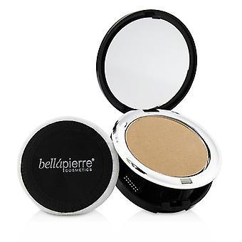 Bellapierre kozmetika kompaktný minerálne nadácie SPF 15-# škorica 10g/0,35 oz