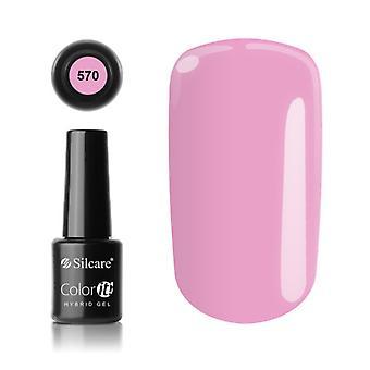 Gel Polish-Color IT-* 570 8g UV Gel/LED