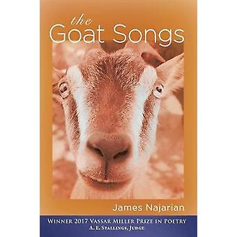 The Goat Songs by James Najarian - 9781574417173 Book