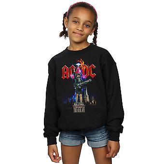 AC/DC meisjes Angus NYC Sweatshirt