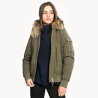 Woolrich Woolrich Silverdale Womens Bomber Jacket