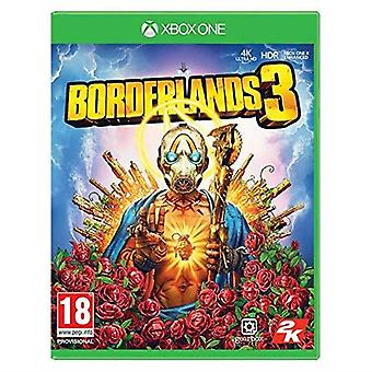 Borderlands 3 Xbox One-spil