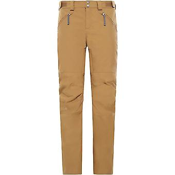 North Face Women's Aboutaday Pant - Perna Regular - Khaki britânico
