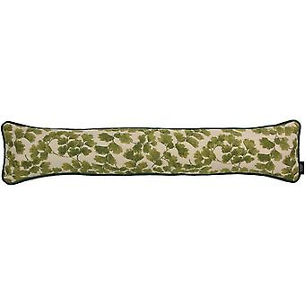 Mcalister textiles tapestry fern green draught excluder