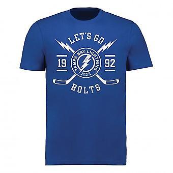 Fanatiker Nhl Tampa Bay Lightning Hometown Collection T-shirt
