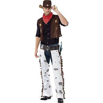 Cowboy Costume, Chest 38