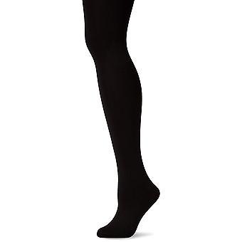 DKNY Frauen's Super Opaque Coverage Control Top, schwarz, mittel