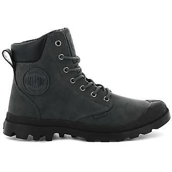 Palladium Pampa Sport Cuff WP Lux 73231-078-M Men's Boots Grey Sneakers Sports Shoes
