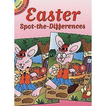 Easter Spot the Differences par Becky Radtke
