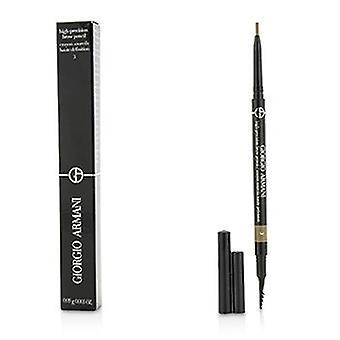 Giorgio Armani High Precision Brow Pencil - #3 Copal 0.09g/0,003oz