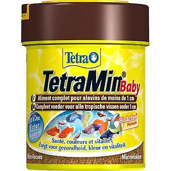 Tetra Min Baby  66ml 11103 (Fish , Food , Warm Water)