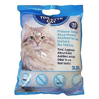 Nayeco Silica sand Toilette Cat 1.82 Kg. (Cats , Grooming & Wellbeing , Cat Litter)